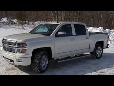 Fox Car Report: 2014 Chevrolet Silverado High Country the Corvette of Pickups?
