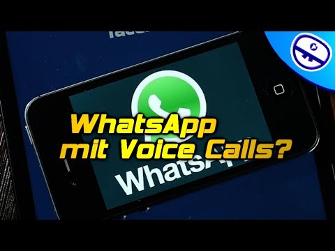WhatsApp mit Voice Calls? [Feed Flash Infos & News]