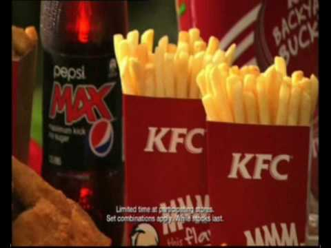 "Racist KFC advertisement?, How do you survive a crowd of ""awkward"" black people? According to KFC's latest advertisement a bucket of fried chicken will do the trick. ------------------..."