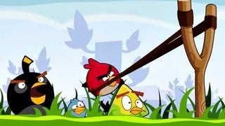 Angry Birds FriendsWeek 64 Tournament All Levels