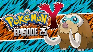 """Mamoswine Riding?"" Pokemon X And Y Let's Play Walkthrough"