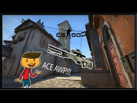CSGO Highlight #1 I ACE AWP