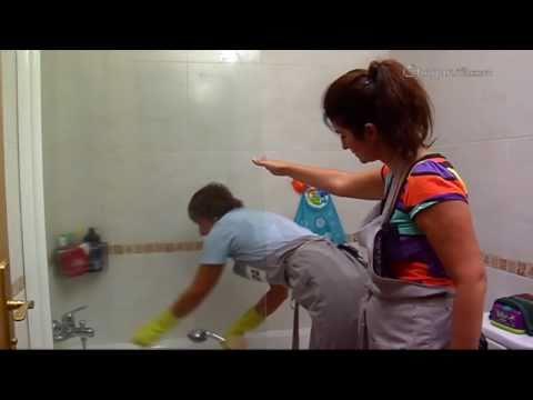 Misión Impecable: Limpiar mampara de ducha