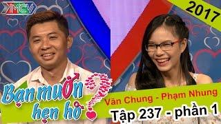 Chàng trai đốn tim cô nàng xinh đẹp chỉ 1 lời tỏ tình đơn giản   Văn Chung - Phạm Nhung   BMHH #237