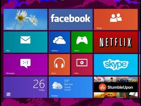 Como Instalar aplicaciones juegos etc.  windows 8
