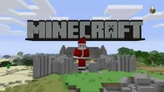 Minecraft: PS3 NEW FESTIVE SKIN PACK OUT!