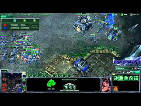 HasHe vs NamhciR TvT Starcraft 2