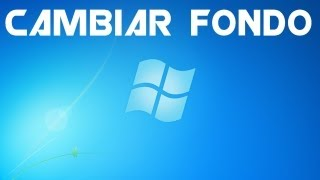 Cambiar Fondo De Pantalla De Windows 7 Starter- How To