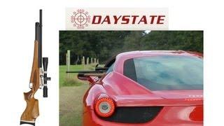 """DAYSTATE WOLVERINE """"C"""" Cylinder .177 .22 AIR RIFLE"""