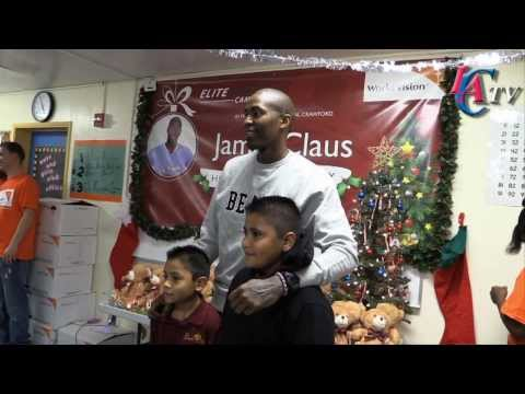 Jamal Crawford Toy Giveaway