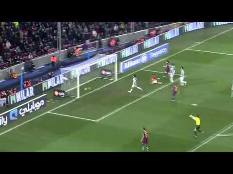 Barcelona và những pha phối hợp đẹp nhất mùa 2010_11