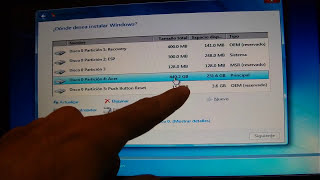 How To Remove Windows 8 And Install Windows 7 In An Acer
