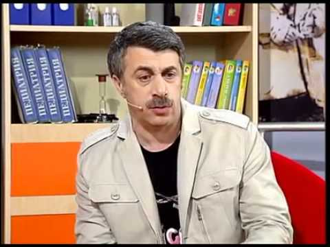 Сыпь: школа доктора Комаровского