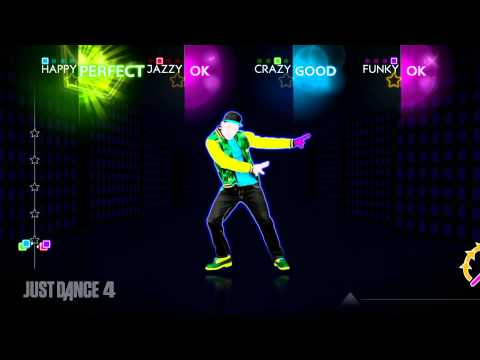 """Good Feeling"" by Flo Rida - Just Dance 4 Track"
