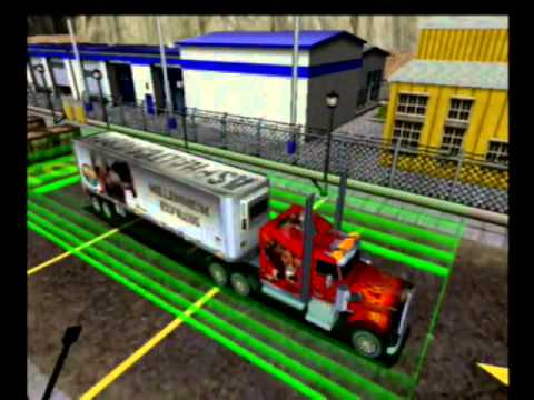 18 Wheeler: American Pro Trucker Walkthrough