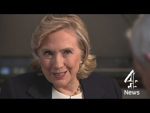 Hillary: I've run for president but not been a granny