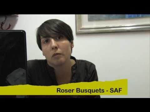 Roser Busquets, SAF