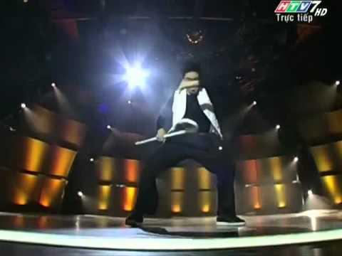 [SYTYCD 20/12/2014] Màn trình diễn solo 30s của Sơn Lâm