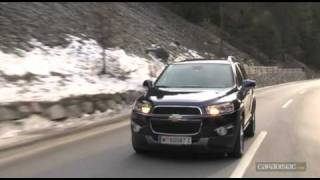 Chevrolet Captiva : portrait d'un ex�cuteur de low-cost videos