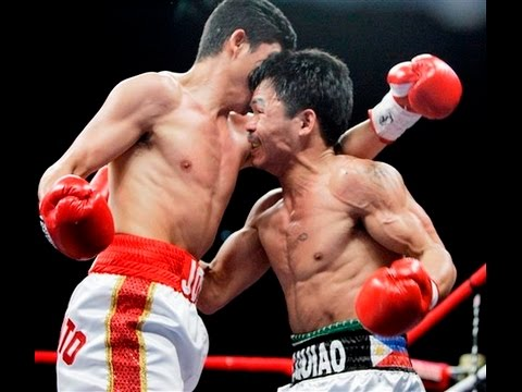 Manny Pacquiao vs  Jorge Solis 2007 04 14