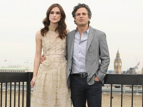 Knightley and Ruffalo Soundtrack Their Cities