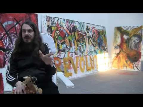 Jonathan Meese - Artist interview 2012