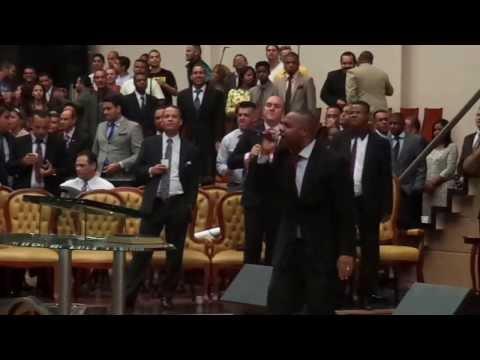 Virgilha AD.Brás - Pastor Melvin - Adorando a Deus Corinhos Fogo