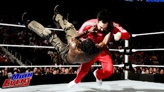R-Truth Vs. Damien Sandow: WWE Main Event, May 27, 2014