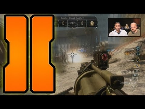 NEW BO2 War Machine Footage! Black Ops 2 Kill Streak Reward Gameplay