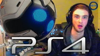 """PLAYSTATION 4 (PS4) GAMEPLAY """"Playroom"""" 1080p - New Sony Console & Controller Features! - (2013 HD)"""