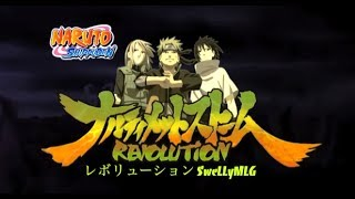Naruto Ultimate Ninja Storm 4 Revolution PS4 And XBOX ONE