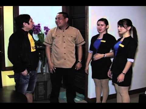 Kuya Jobert TFC BRO_ Holiday Plaza Hotel (BELLBOY SI BRO)