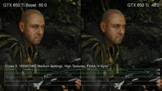 GeForce GTX 650 Ti Boost 2GB Vs. GTX 650 Ti 1GB Frame-Rate