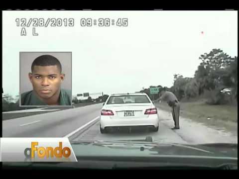 Divulgan video completo de arresto de Yasiel Puig - América TeVé