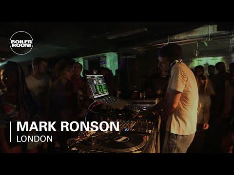 Mark Ronson Boiler Room DJ Set