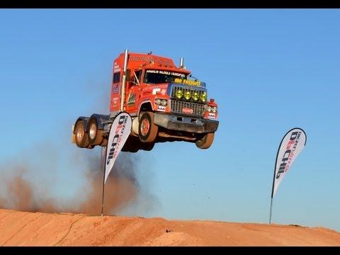 Un petit saut en camion ?