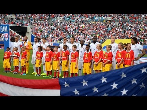 MNT vs. Nigeria: Highlights - June 7, 2014