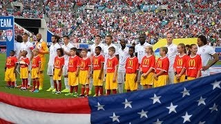 MNT Vs. Nigeria: Highlights June 7, 2014