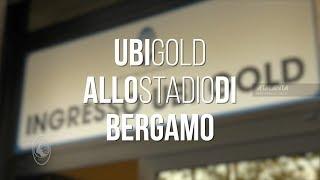 L'inaugurazione della UBI Gold