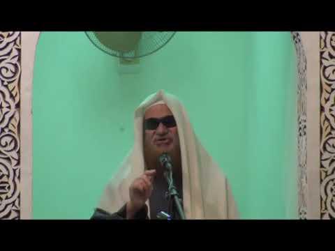 الحرب على الإسلام - خطبة لفضيلة د. عبدالرحمن عبدالخالق (عضو رابطة علماء المسلمين)