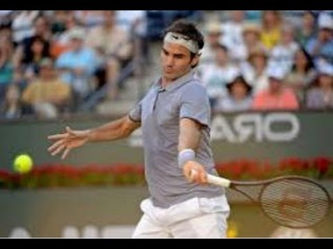 Roger Federer vs Lukas Rosol ~ 2014 Monte Carlo ~  {ATP Match Hightlights & Review}