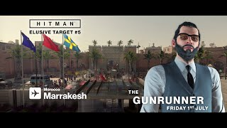 HITMAN - Ötödik Elusive Target - The Gunrunner