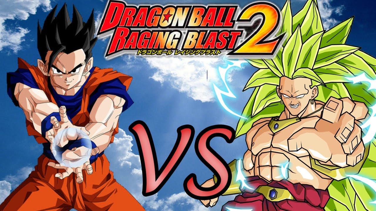 Related to Dragon Ball Z: Raging Blast 2 (Super Vegito vs Super Buu