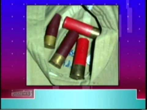 GSU search turns up a multitude of ammunitions