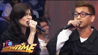 Anne Curtis Vs Jhong Hilario Singing Showdown