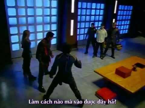 Vietsub | Siêu nhân Cuồng Phong (Power Rangers Ninja Storms) - Tập 06