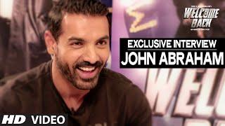 John Abraham Funny Interview