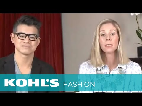 Peter Som Shoppable Hangout - Day to Night Fashion