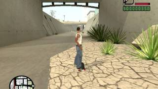 Skate No Gta San Adreas.
