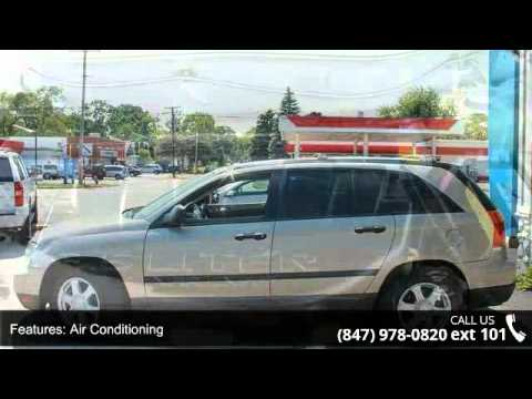 2006 Chrysler Pacifica Base  - Ray Chevrolet - Chicago, IL 60020